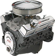 Main SBC 377ci Thumper 400hp ENGINE