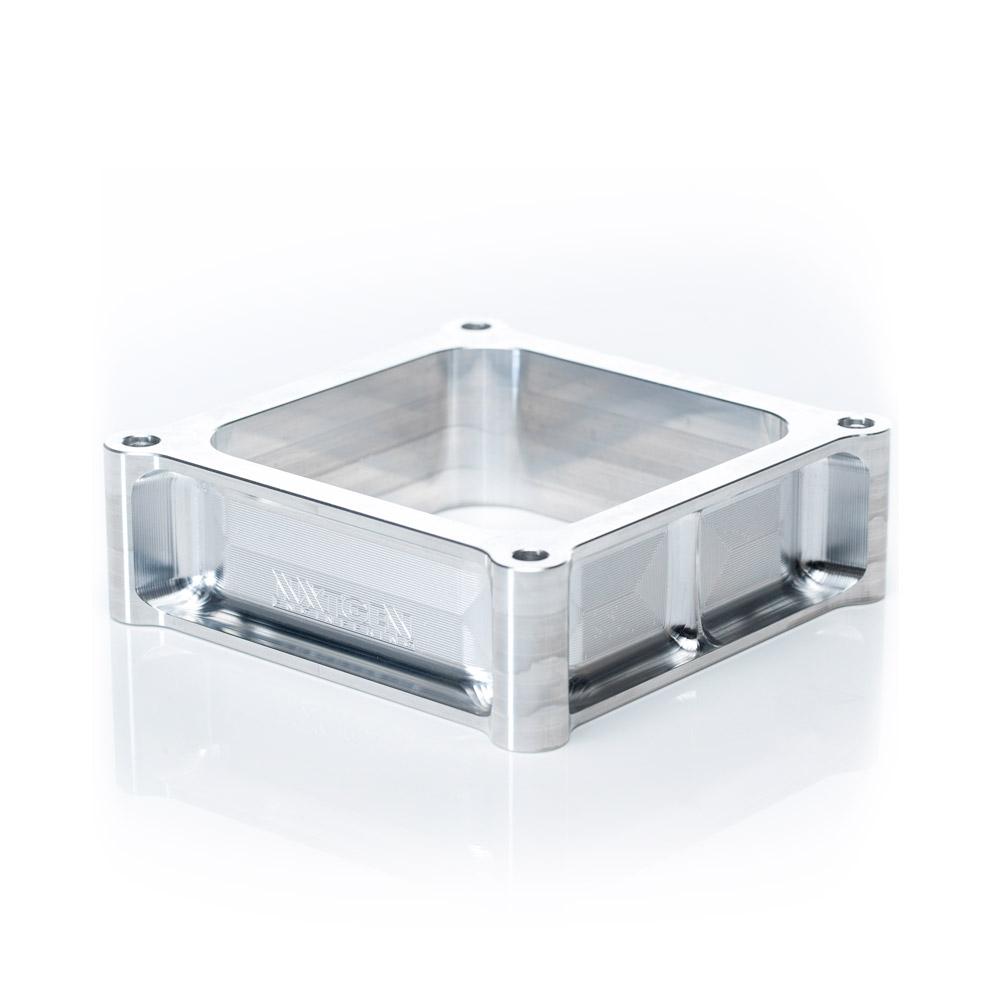 Main NXTGEN Open Style Billet Carb Spacer - 2 inch