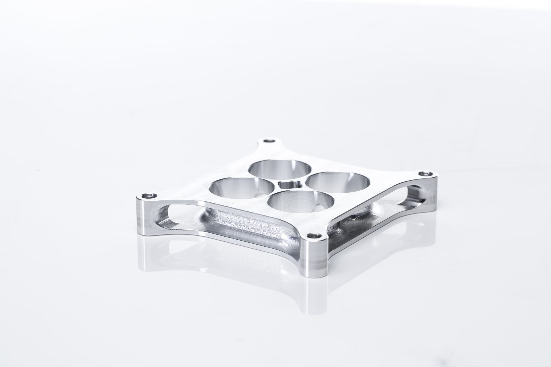 Main NXTGEN Tapered Style Billet Carb Spacer - 2 inch