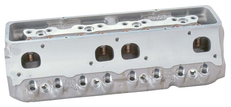Main ASCS Brodix Cast CNC Ported - Cylinder Head