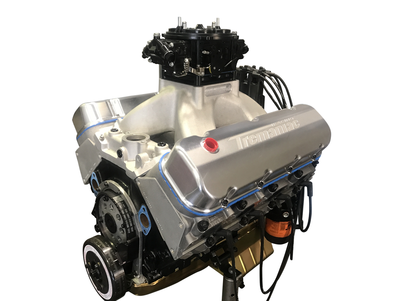 Main BBC 632ci SR20 Race Engine Package (1150hp)