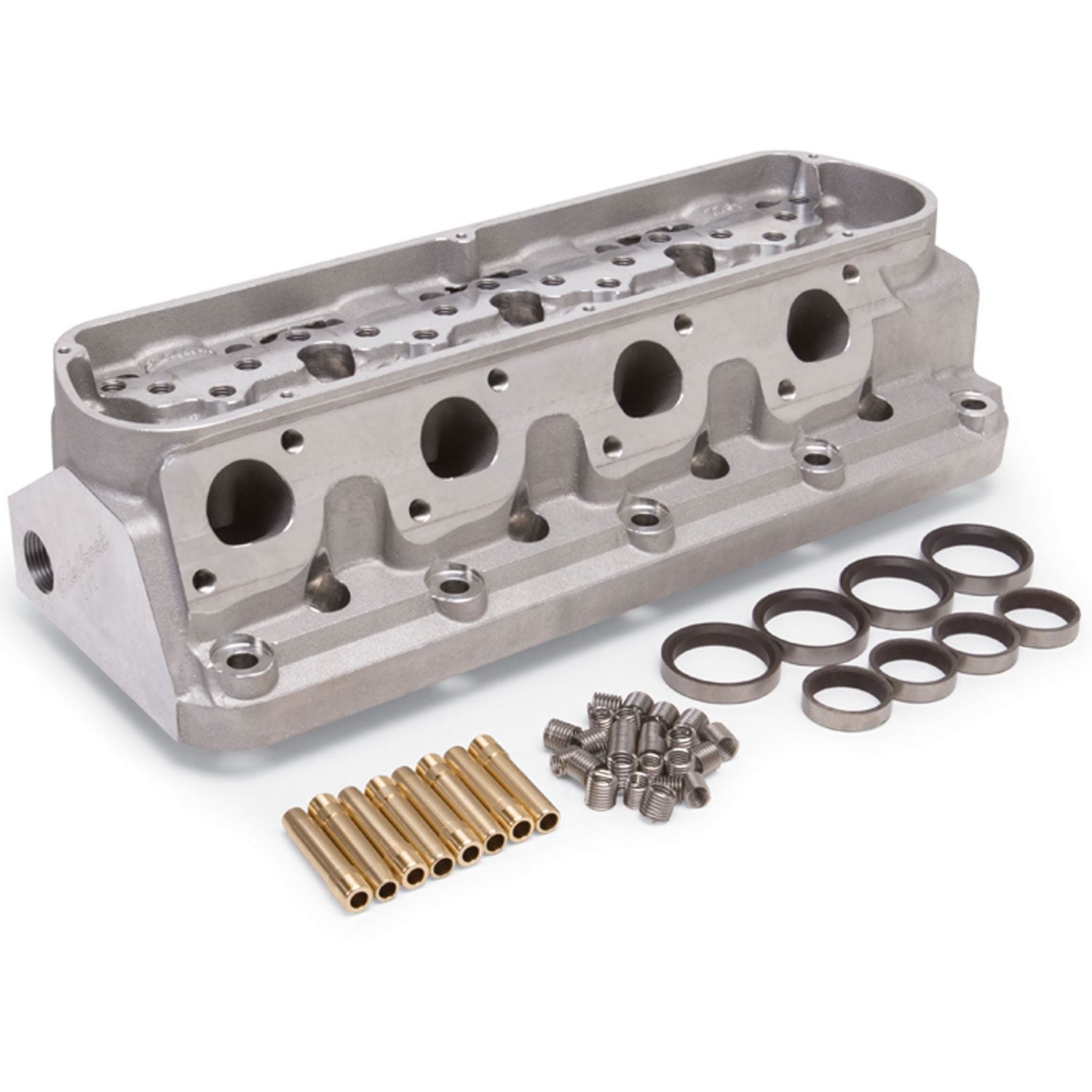 Main FW-2 Billet Cylinder Head Raised Intake Port