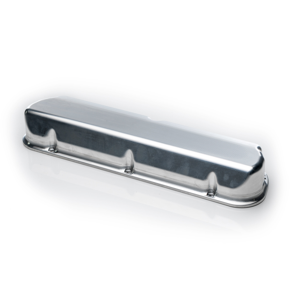 Main Anodised Black Optional Extra - SBF Windsor Valve Covers (Pair) (does not include billet cover, please purchase separately)