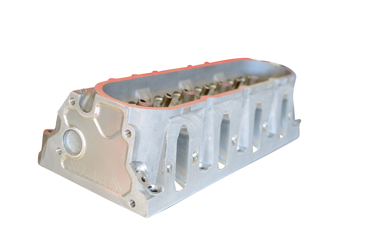 Main LS1 OEM Cylinder Head CNC  Porting - YOUR CASTING