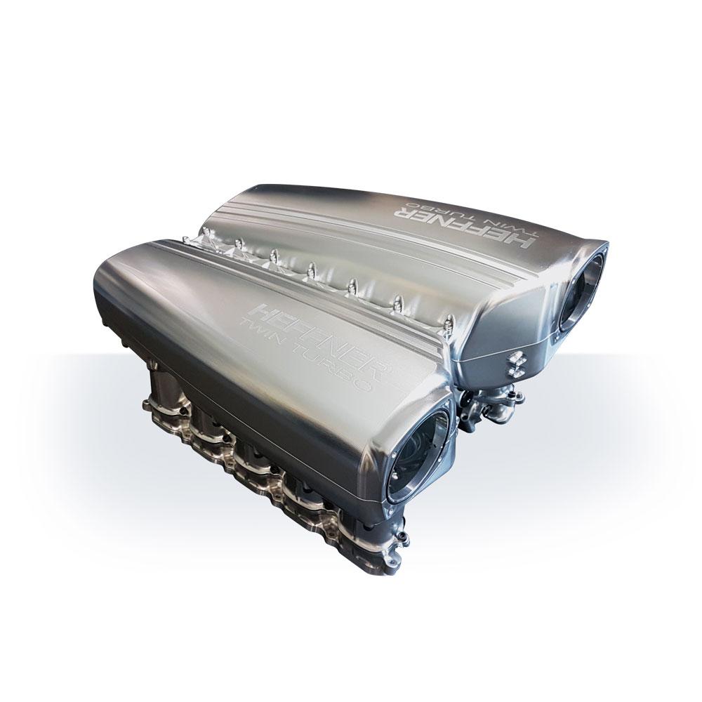 Main Lamborghini V10 Billet Intake Manifold