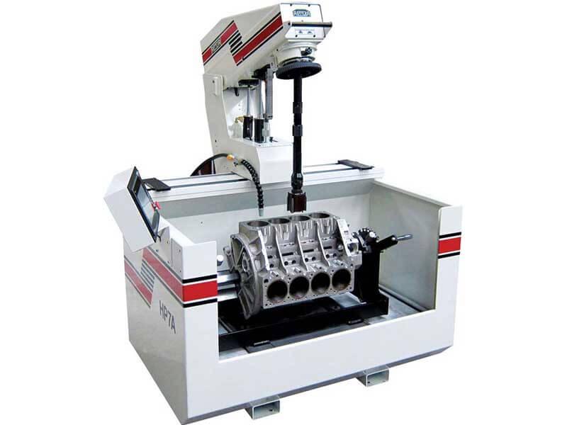 Performance Engine honing machine