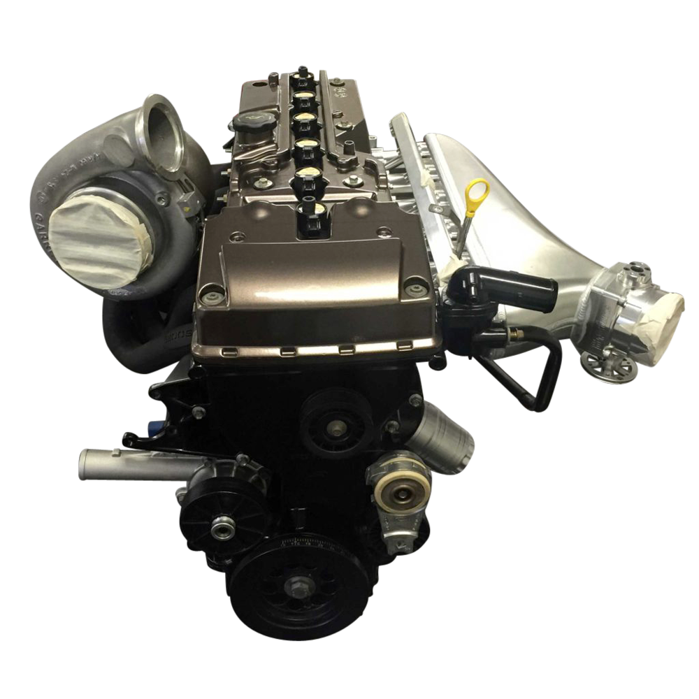 Main Ford 4.0L 6cyl Turbo