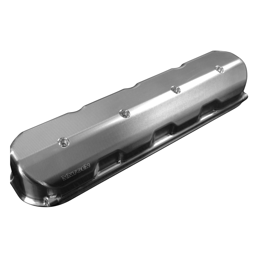 Main Anodised Black Optional Extra - LS Valve Cover (Pair)