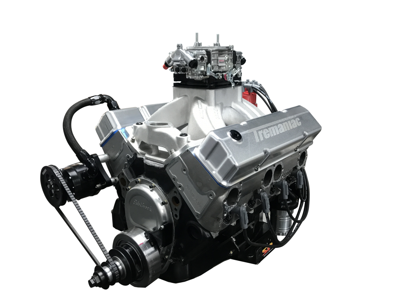 Main SBC 383ci Marine Cruiser 480hp